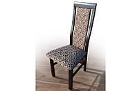 """Дерев'яний стілець """"Катрін"""" (Темний Горіх) Мікс Меблі, фото 1"""