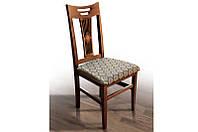 """Деревянный стул """"Юля"""" (твердая спинка) Микс Мебель"""