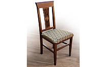 """Деревянный стул """"Алла"""" (твердая спинка)"""