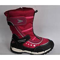 Детские зимние ботинки Термо KLF 156