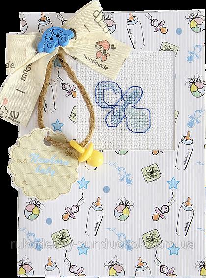 Набор для вышивки крестом Luca-S (S)P5