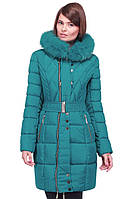 Зимняя курточка на синтепухе