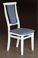 """Дерев'яний стілець """"Чумак"""" (слонова кістка) Мікс Меблі"""
