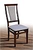 """Дерев'яний стілець """"Чумак"""" (темний горіх) Мікс Меблі"""