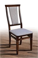 """Дерев'яний стілець """"Чумак"""" (темний горіх) Мікс Меблі, фото 1"""