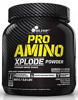 Аминокислоты Pro Amino Xplode powder (360 g xplosive chocolate) Olimp