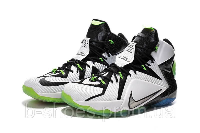 762e4609a523 Мужские баскетбольные кроссовки Nike Lebron 12 (All-Star) купить в ...