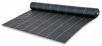 Агроткань черная Agrojutex, плотность 100г/м.кв, размер 1,05х100м, Чехия