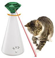 Игрушка для кошек  Лазерный луч PHANTOM-ELECTRONIC TOY ferplast