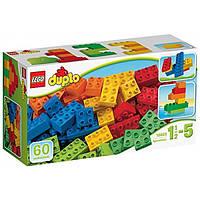 Lego Duplo Дополнительный набор конструктора 60 деталей Basic Bricks Large 10623