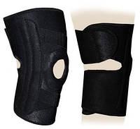 Наколенник-ортез колен.сустава открывающ. со спиральными ребрами жестк. (1шт) BC-1026 (р-р регул.)