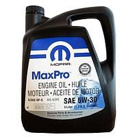 Масло моторное Mopar MaxPro SAE 5W-30 ✔ емкость 5 л.