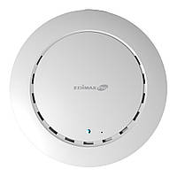 Точка доступа Edimax Pro CAP300 Long Range (N300, PoE, Ceiling, 1x10/100/1000 Mbps, 26dBm)