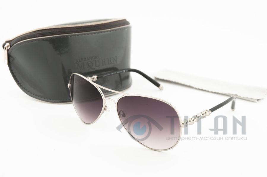 Солнцезащитные очки ALEXANDER MQUEEN AMQ4220/S