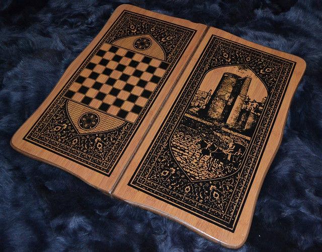 Настільні ігри (шахи, шашки, нарди)