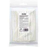 Стяжки SVEN NT-5x150 Белый (100шт) UAH