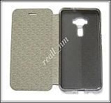 Черный чехол книжка Mofi для смартфона Asus Zenfone 3 ZE552KL, фото 5