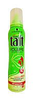 Пена для укладки волос Taft Volume Объем Колаген для тонких волос мегасильной фиксации 5 - 150 мл.