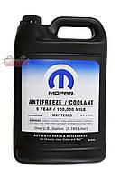 Жидкость охлаждающая Mopar Antifreeze/Coolant ✔ цвет: красный ✔ емкость 3,785 л
