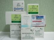 Набори для клінічної біохімії ТОВ НВП Филисит-Діагностика