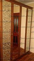 Зеркальные двери в шкаф