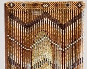 Деревянные шторы