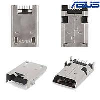 Коннектор зарядки для Asus FonePad HD7 ME372CG K00E, оригинал