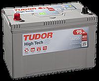 Автомобильный аккумулятор Tudor Asia High Tech TA955, 95Ah/800A, L+, пусковой, свинцово-кислотный