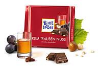 Шоколад Ritter sport Rum Trauben Nuss 100 г. Германия!