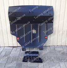 Захист моторного відсіку Рено Трафік 2 (сталева захист піддону картера Renault Trafic 2)