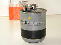 Топливный фильтр (под датчик воды) на Мерседес Спринтер 906 2.2CDI(OM646LA) 3.0CDI  2006-> KNECHT - KL228/2D