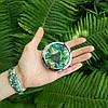 """Карманное зеркало """"Пальмовые листья"""", фото 5"""