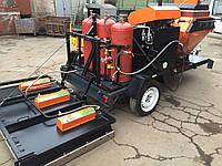 Оборудование для ямочного ремонта асфальта
