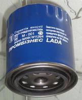 Фильтр масляный ВАЗ 2101-07,Газель,Волга,УАЗ дв.406,4215,4216 (высокий) H-105 (М-001) (пр-во Промбиз