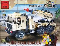 Конструктор Военная машина Brick (822)