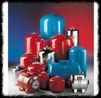 Баки расширительные и гидроаккумуляторы