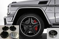Заглушки Brabus в диски Mercedes G-Class w463