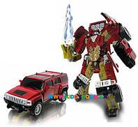 Робот-трансформер Roadbot HAMMER (1:32) HAPPY WELL 52030R