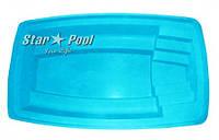 Чаша для бассейна  Star Pool Gocta 4,43x2,61x1,03 м