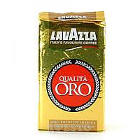 "Кофе""Lavazza Qualita Oro"" 100% Арабика, 250 г зерно"