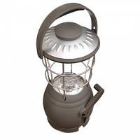 Кемпинговый фонарь динамо Forrest 12 LED 600mA NI-MH