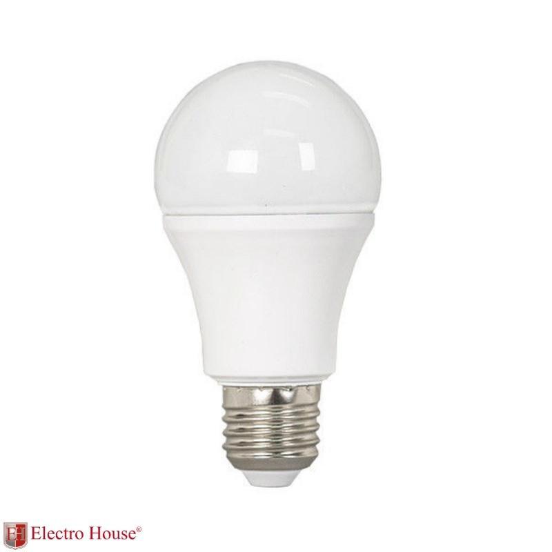 ElectroHouse Лампа светодиодная E27 8W