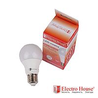 ElectroHouse Лампа светодиодная E27 7W