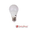 ElectroHouse Лампа светодиодная E27 9W
