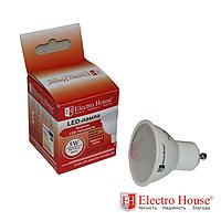 ElectroHouse Лампа для точечных светильников MR16 5W