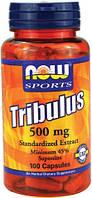 Трибулус TRIBULUS 500мг 100 КАПСУЛ