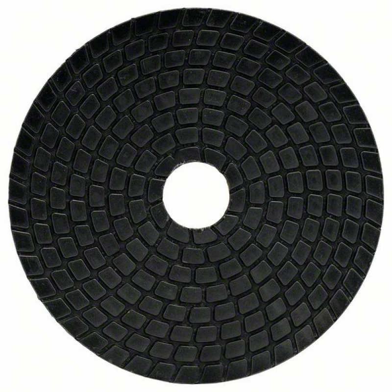 Алмазный полировальный круг Bosch 200 (10шт), 2608603387