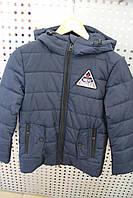 Куртка мальчик деми.ANERNUO S-1605/ Синий