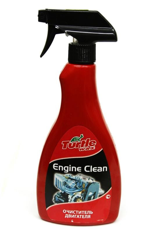 Очистка двигателя наружная Turtle Wax Engine Clean