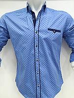 Рубашка мужская турецкая